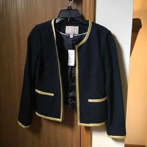 NWT Navy Jacket